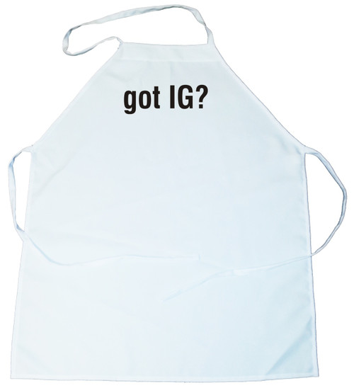 Got IG (Italian Greyhound) Apron (100-0003-270)