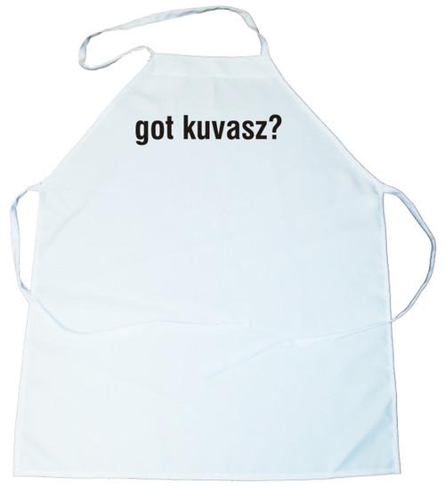 Got Kuvasz Apron (100-0003-282)