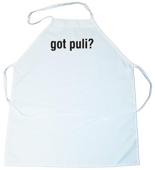 Got Puli Apron (100-0003-346)
