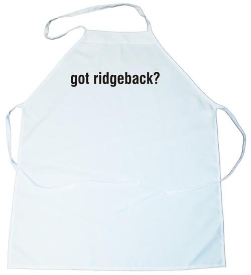 Got Ridgeback Apron (100-0003-350)