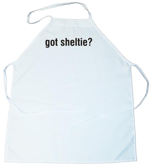 Got Sheltie Apron (100-0003-368A)