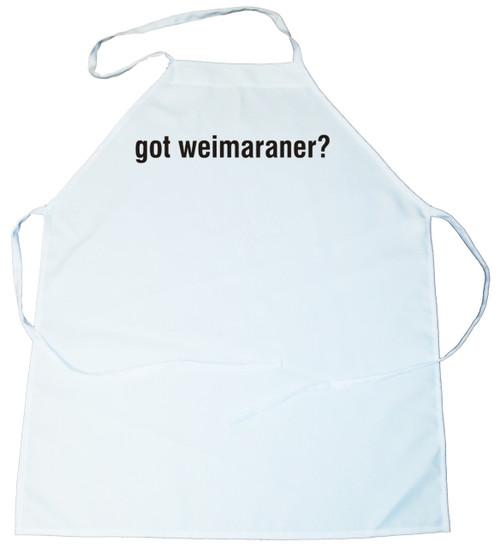 Got Weimaraner Apron (100-0003-402)