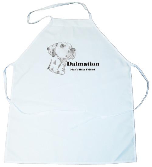 Man's Best Friend Apron: Dalmation (100-0072-206)