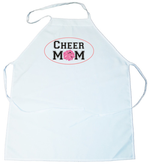 Apron -  Cheer Mom (0062-000) (100-0062-000)