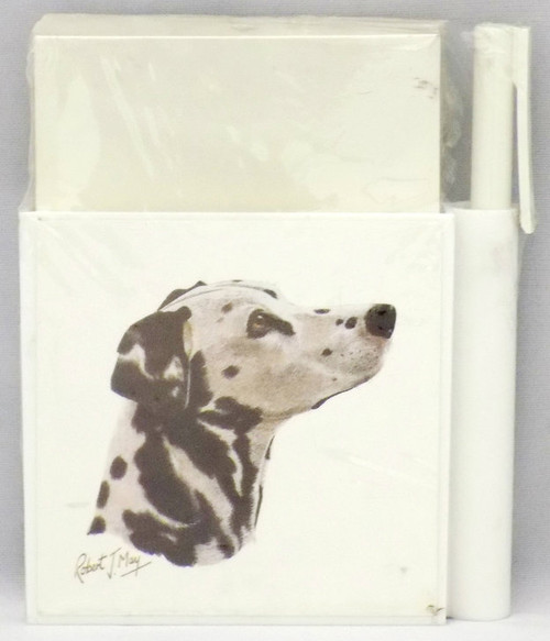 Hold-A-Note Designs by Robert May - Dalmatian (RHN02)