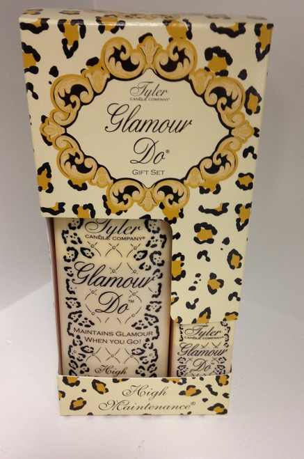 Glamour Do Spritz Gift Set - High Maintenance Scent (37054)