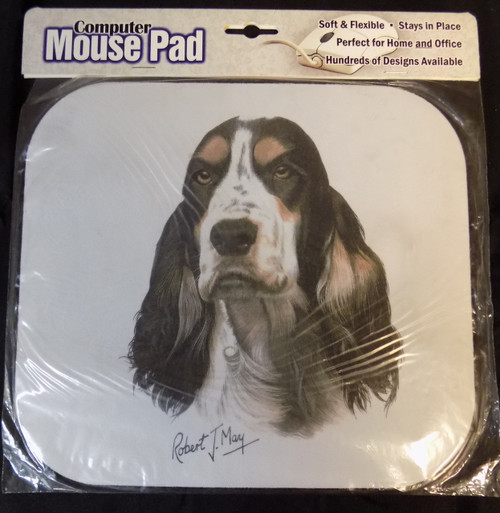 Mouse Pad Designs by Robert May - Cocker Spaniel (RMP15F)