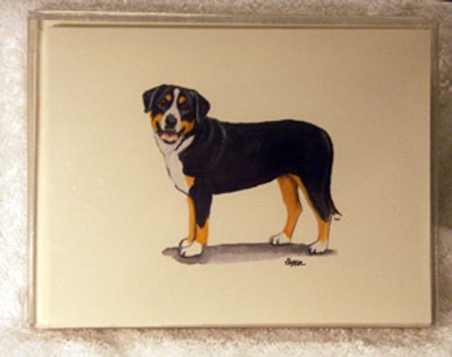 Fur Children Blank Note Cards - Greater Swiss Mountain Dog (NC040571)