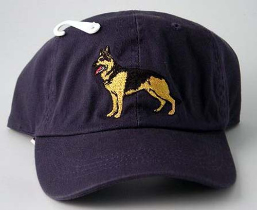 Gr8 Dogs Signature Line German Shepherd Cap (1205)