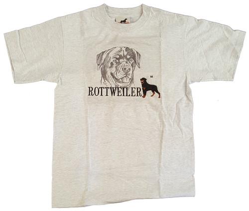 Gr8 Dog Classic Line T-Shirt - Rottweiler (1006AS)