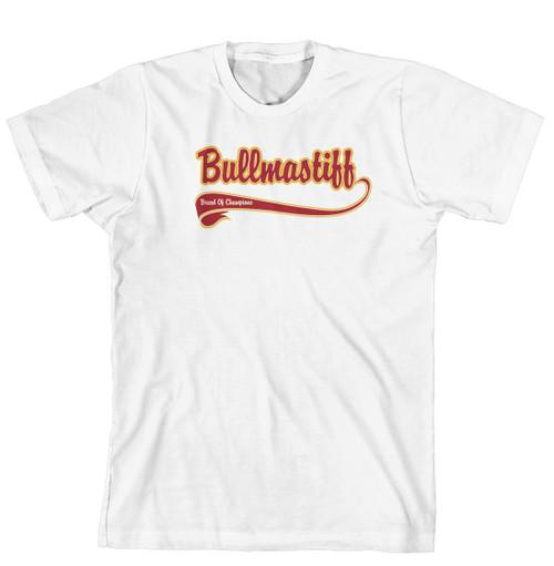 Breed of Champion Tee Shirt - Bullmastiff (170-0001-176)