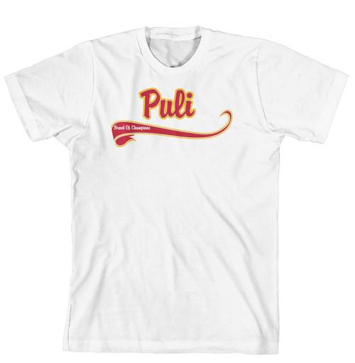 Breed of Champion Tee Shirt - Puli