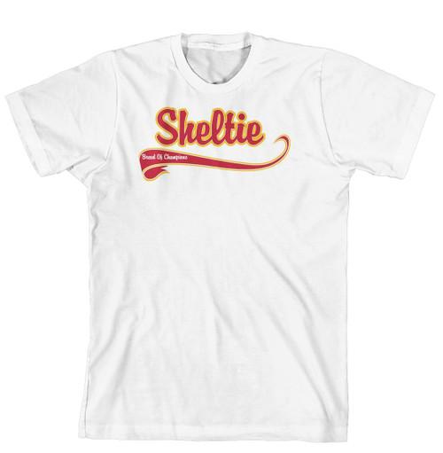 Breed of Champion Tee Shirt - Sheltie