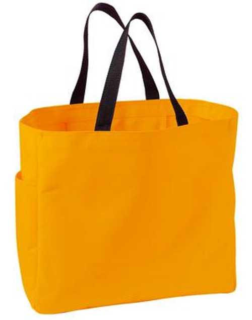 Port Authority Essential Tote - Athletic Gold