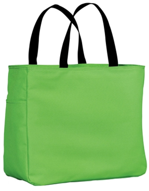 Port Authority Essential Tote - Bright Lime