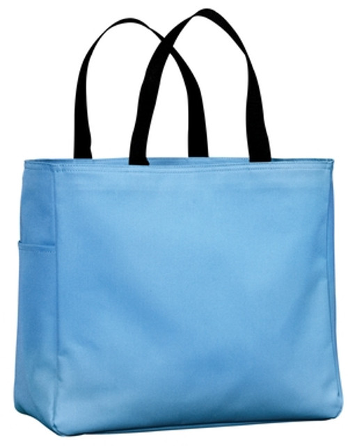 Port Authority Essential Tote - Carolina Blue