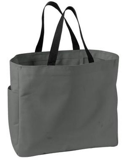 Port Authority Essential Tote - Charcoal