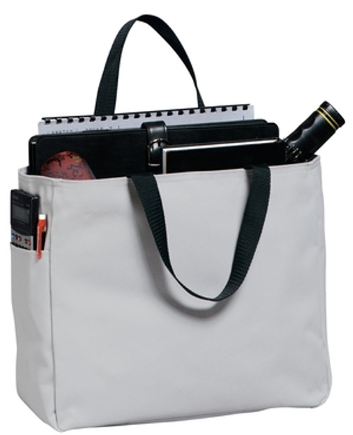 Port Authority Essential Tote - Chrome