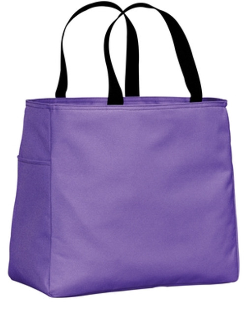 Port Authority Essential Tote - Hyacinth Purple