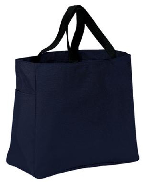 Port Authority Essential Tote - Navy