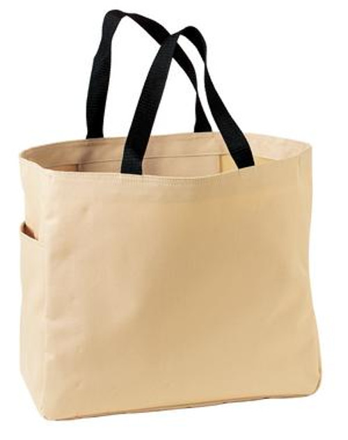 Port Authority Essential Tote - Stone