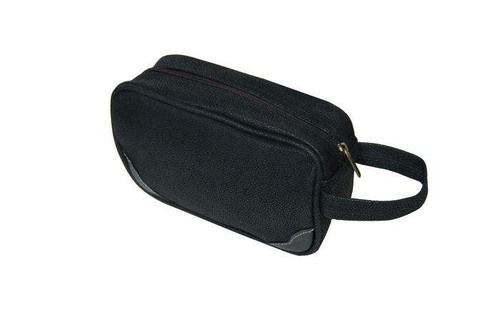Classic Toiletries Case Dopp Kit - Black (BL103K)