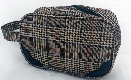 Manor House Classic Toiletries Case Dopp Kit from Bellemonde (BL103MH)