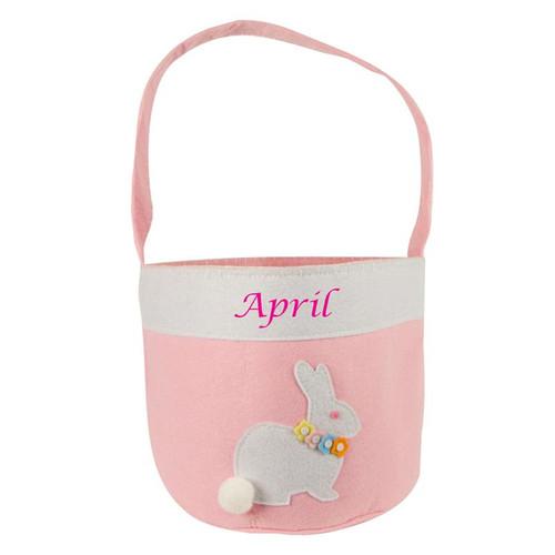 April Bunny Easter Basket (APRIL86)
