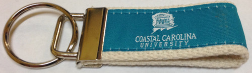 Moonshine Web Keychain - Coastal Carolina (WK-CCU)