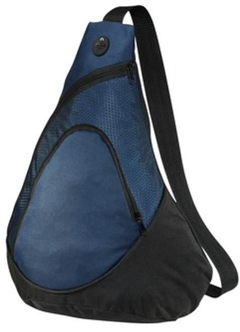 Honeycomb Sling Pack - Navy