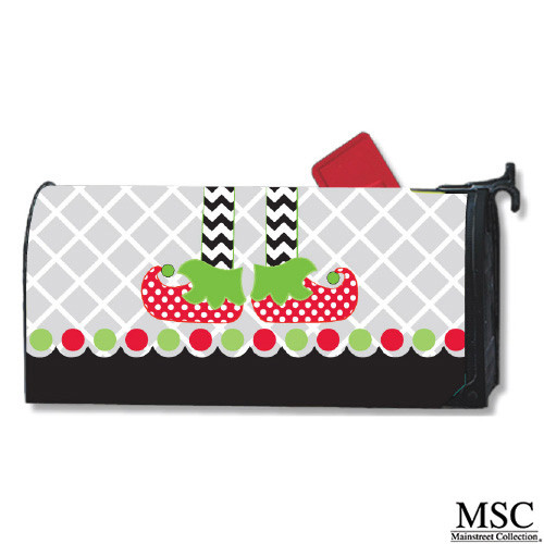 Christmas Mailbox Cover - Elf (MCEL/7002)