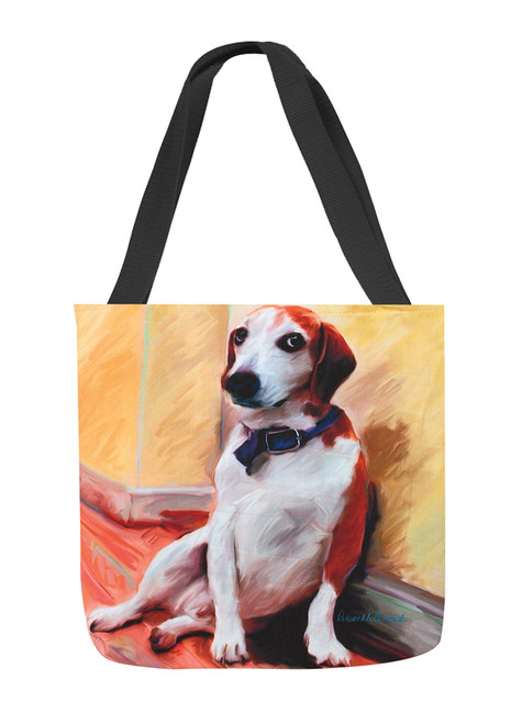 Paws & Whiskers 18in Tote Bag - Being A Beagle (SOBBBG)
