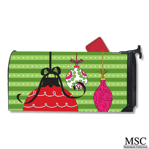 Christmas Mailbox Cover - Ornament (MCOR/7005)