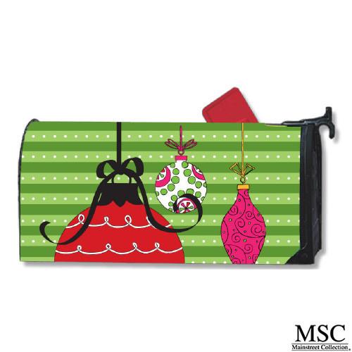 Christmas Mailbox.Christmas Mailbox Cover Ornament