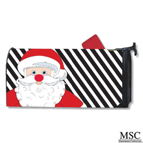 Christmas Mailbox Cover - Santa (MCSA/7003)