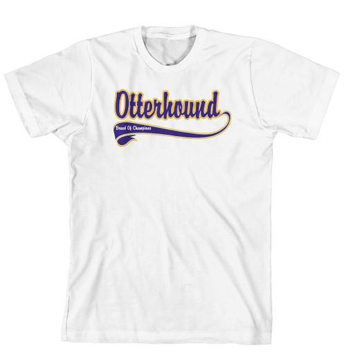 Breed of Champion Tee Blue Shirt - Otterhound (170-0002-318)
