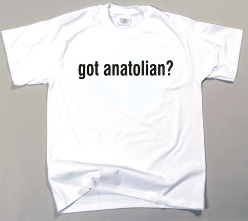 Got Anatolian T-shirt (170-0003-118)