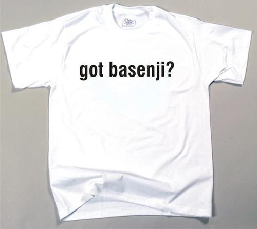 Got Basenji T-shirt (170-0003-126)