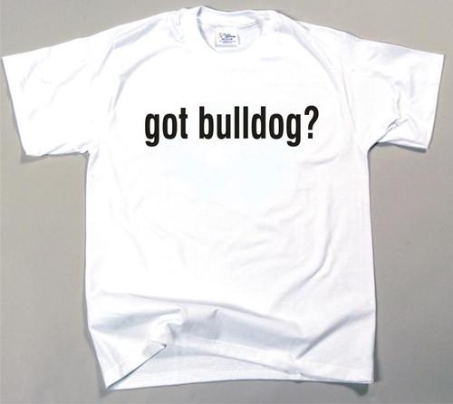 Got Bulldog T-shirt (170-0003-174)