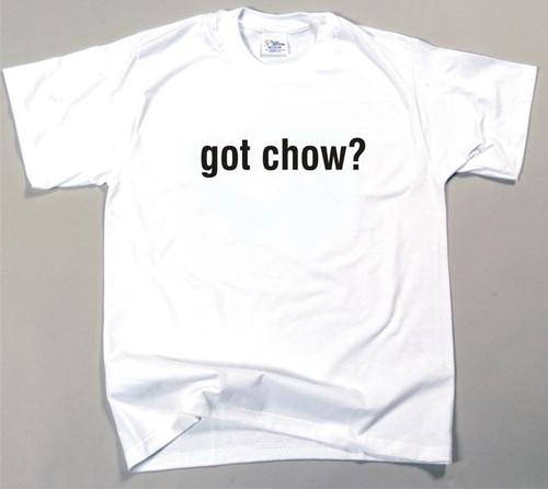Got Chow T-shirt (170-0003-194)