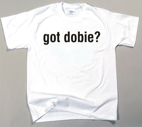 Got Dobie T-shirt (170-0003-210)
