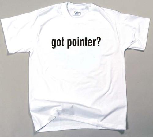 Got Pointer T-shirt (170-0003-334)