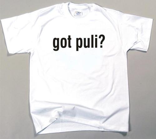 Got Puli T-shirt (170-0003-346)