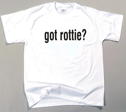 Got Rottie T-shirt (170-0003-352)