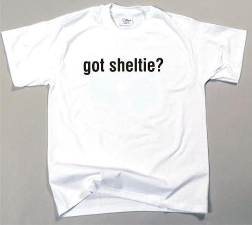 Got Sheltie T-shirt (170-0003-368A)