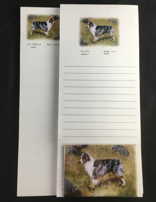 Ruth Maystead Gift Pack - Australian Shepherd (AUS2)