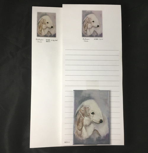 Ruth Maystead Gift Pack - Bedlington Terrier  (BED3)