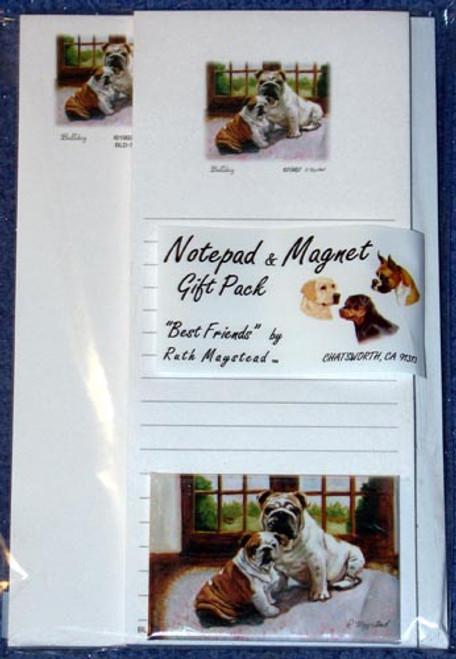 Ruth Maystead Gift Pack - Bulldog (BLD7)