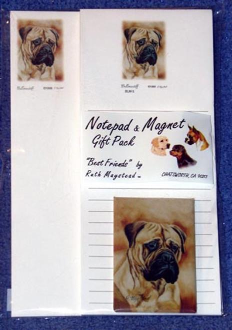 Ruth Maystead Gift Pack - Bull Mastiff (RBLM5)