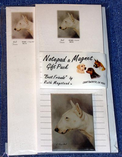 Ruth Maystead Gift Pack - Bull Terrier (BLT2)